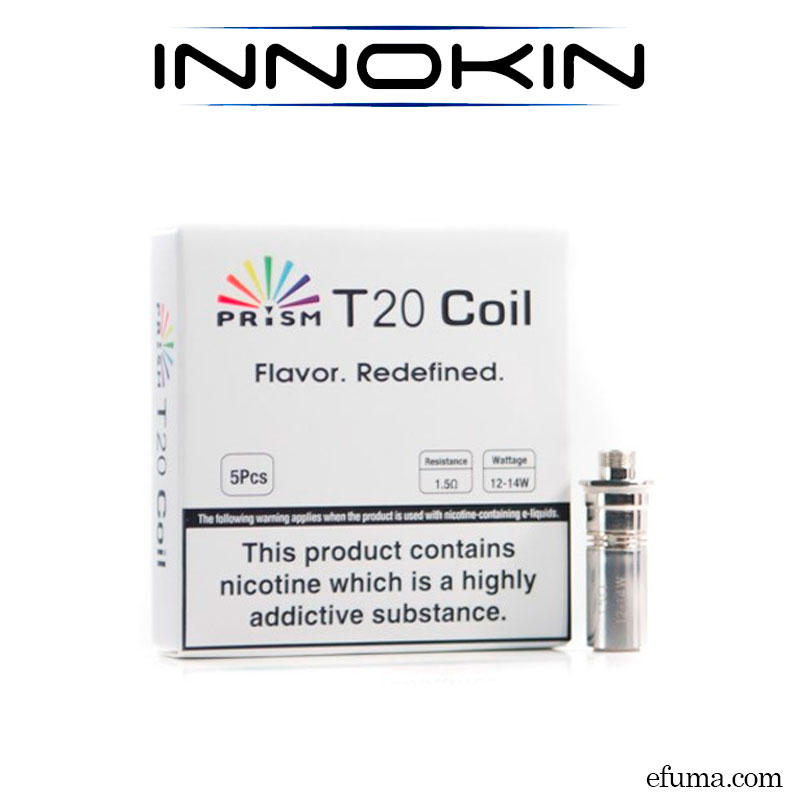 5pcs Endura T20 Coil 1.5ohm