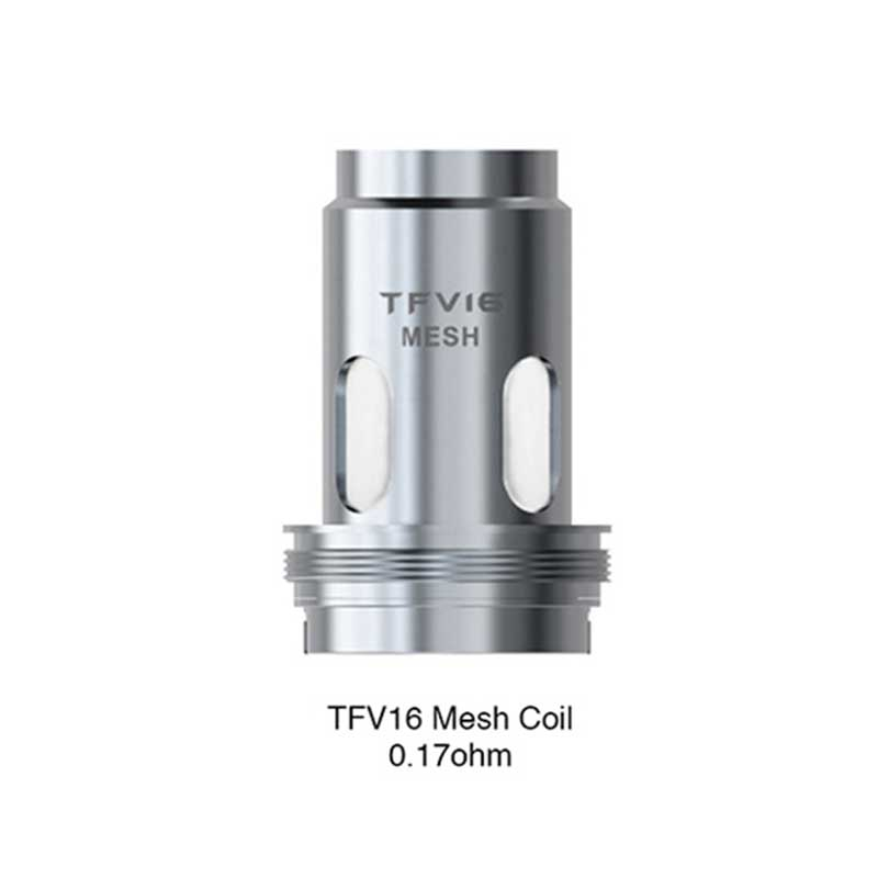 3pcs TFV16 Replacement Coil Mesh - 0.17ohm