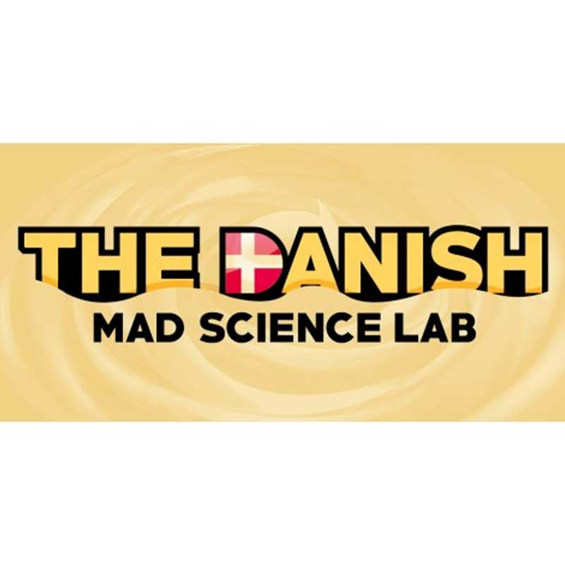 10ml Mad Science Lab Essence - The Danish Custard